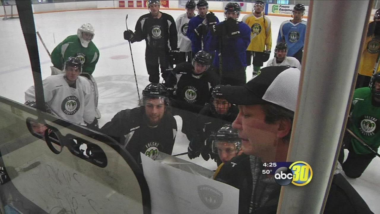 Good Sports: Fresno Monsters Hockey led by new coach, local players