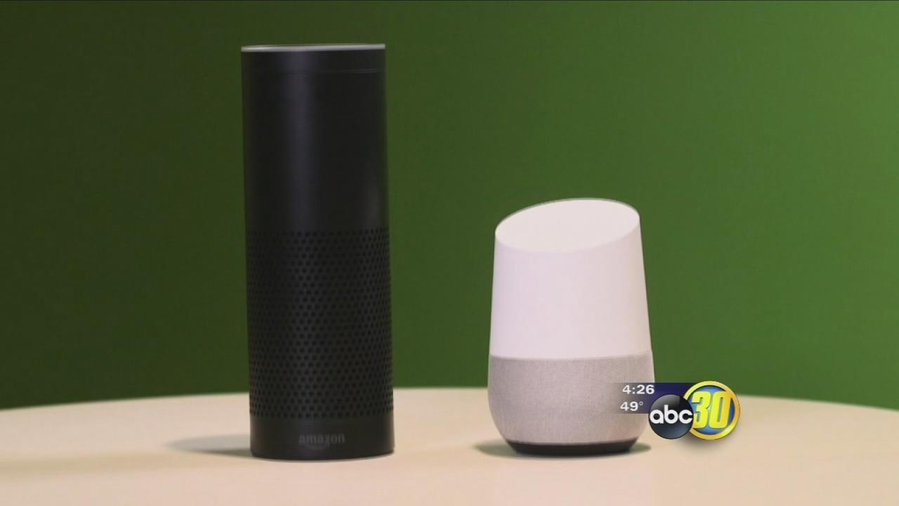 Digital assistant: Google Home or Amazon Alexa