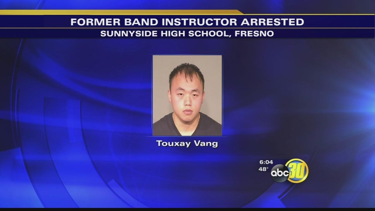 Former Sunnyside High employee arrested for allegedly having sex with a minor