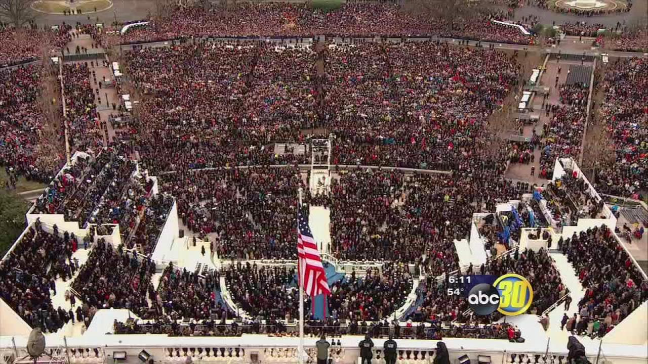 Fresno students recount experiencing historic day in Washington DC