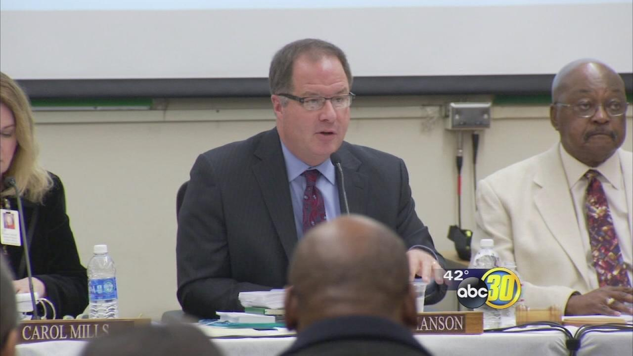 Fate of Fresno Unified Superintendent still up in the air
