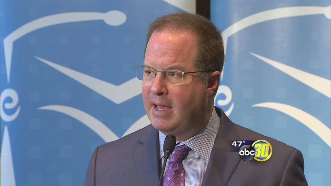 Fresno Unified board votes to fire superintendent Michael Hanson