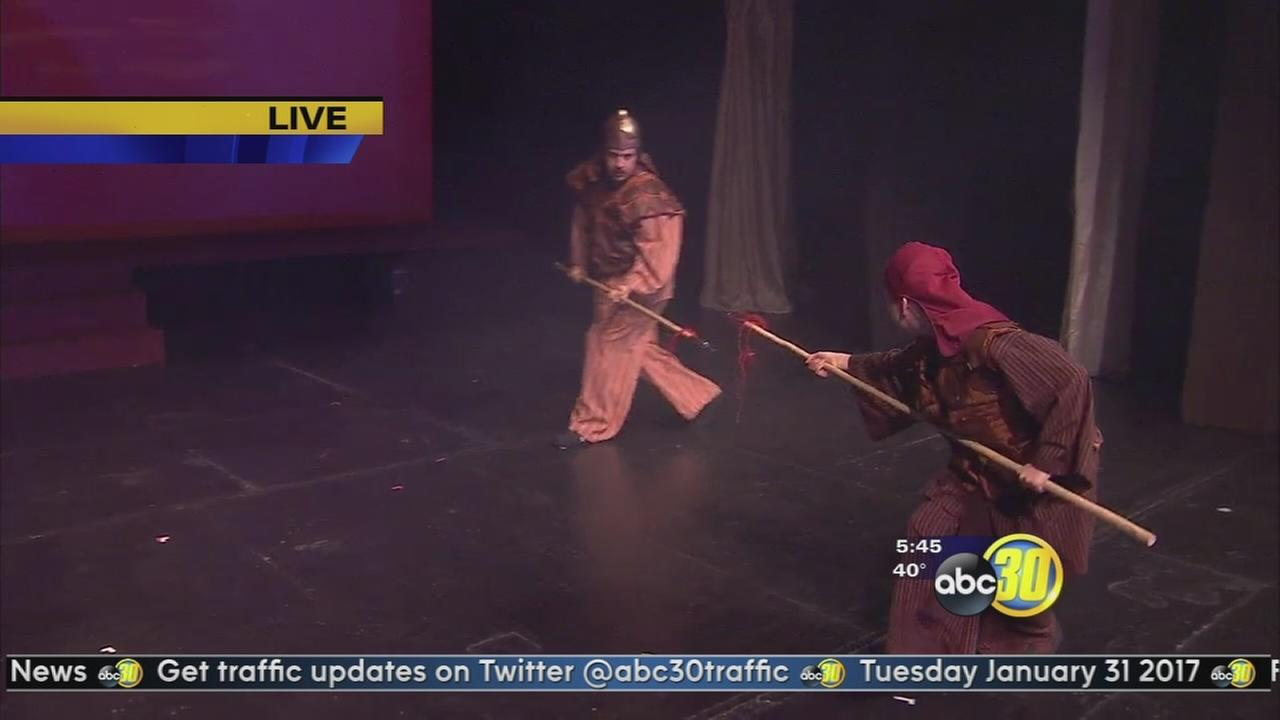 Fresno City College to perform Mulan and the Battle on Black Mountain production in Arizona