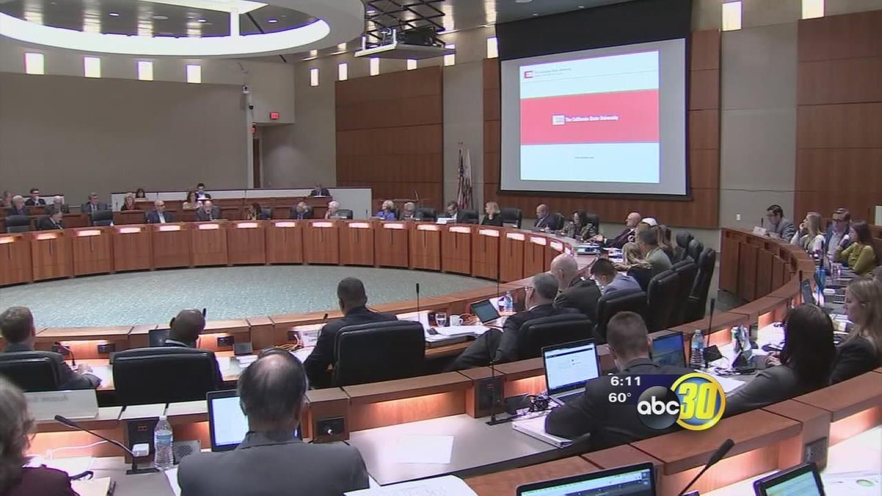 CSU trustees considering tuition hike that could create hardships for some