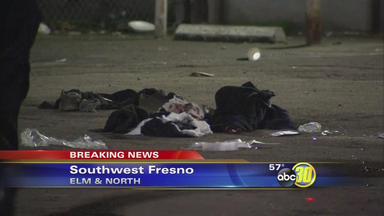 Police searching for driver after fatal hit and run in Southwest Fresno