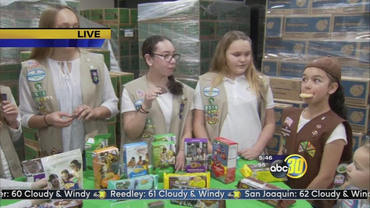 Girl Scout Cookies: The sweetest time of year is here
