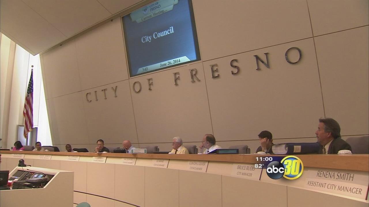 Fresno City Council votes to impose firefighter contract
