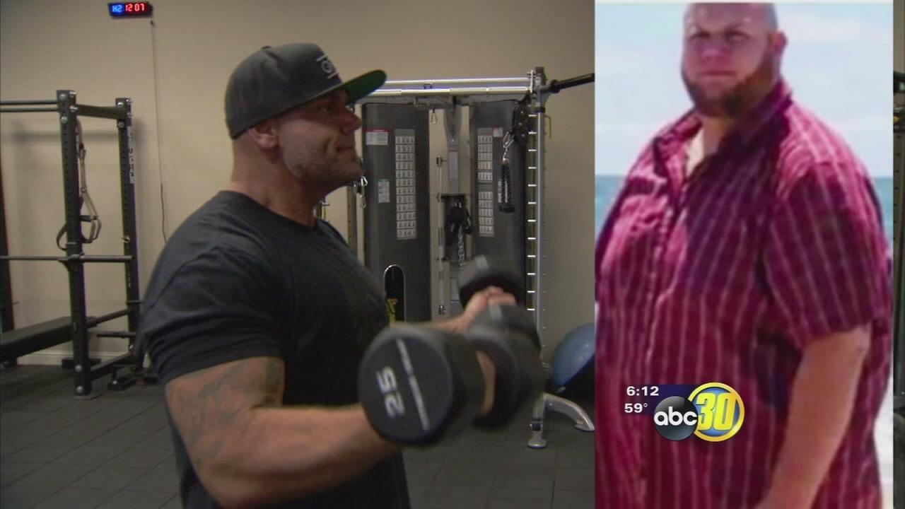 Fresno man turns inspiring weight loss story into thriving gym business