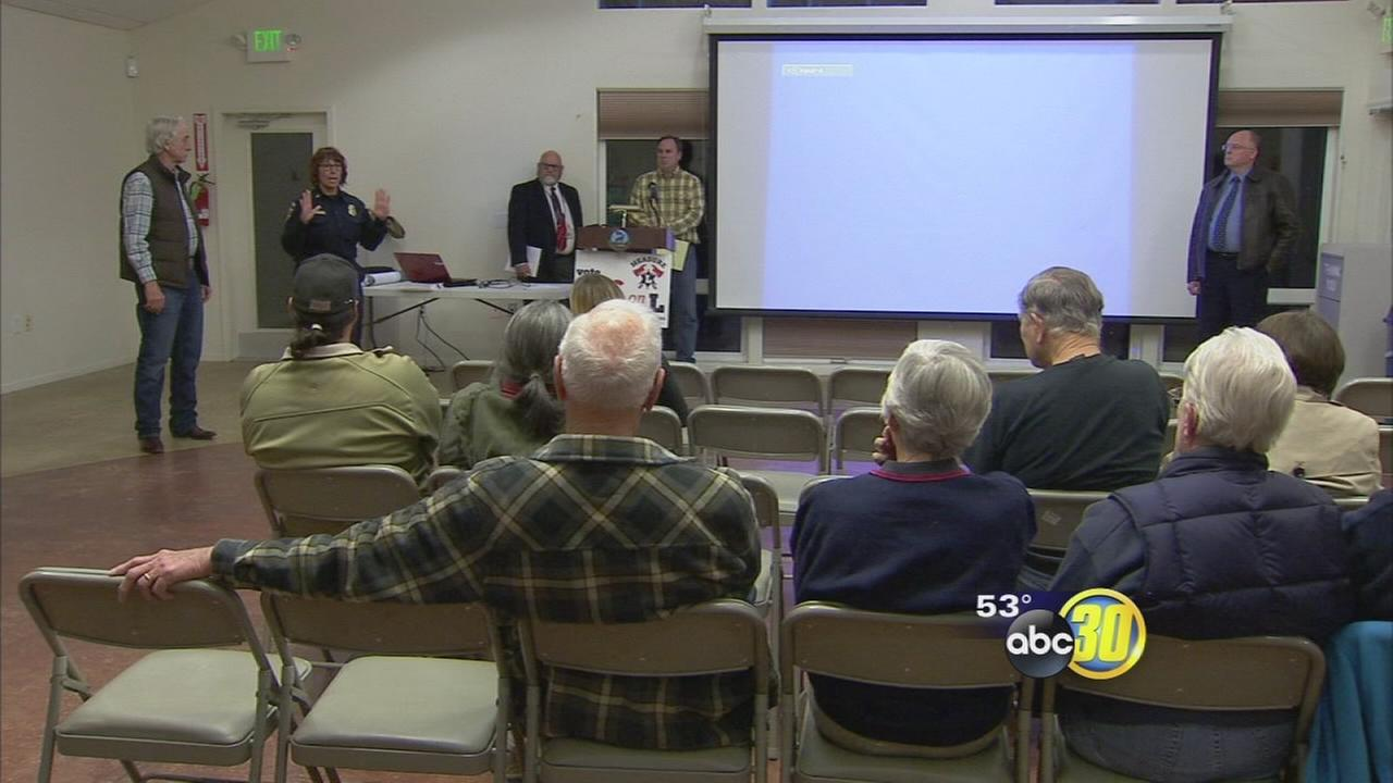 North Fork community discusses proposed tax measure for more first responders