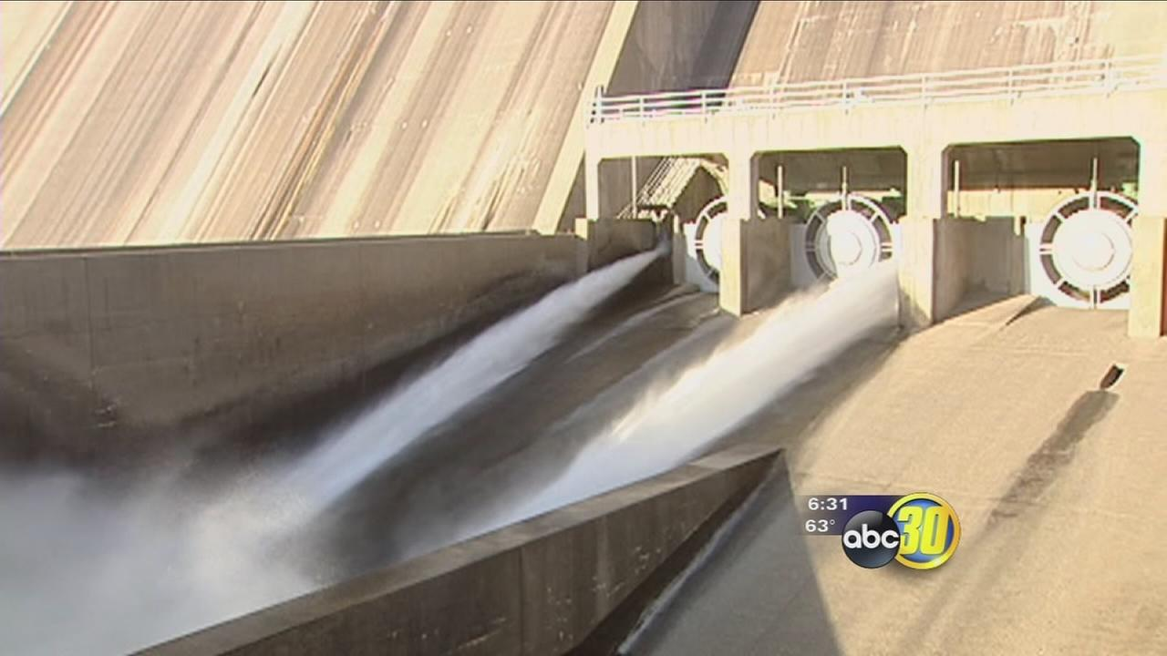 California dams lagging behind inspection schedules