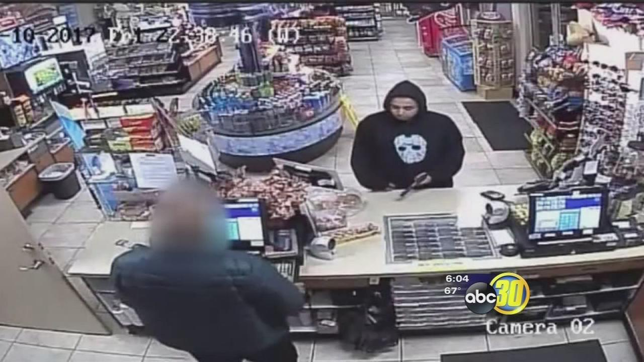 Fresno police arrest suspects accused of 3 day crime spree involving 9 businesses