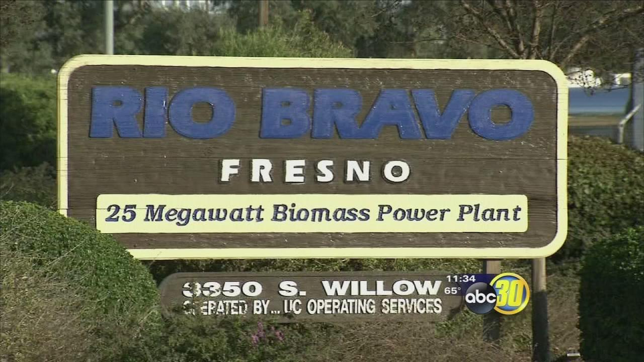 Woman killed at Fresno County power plant identified