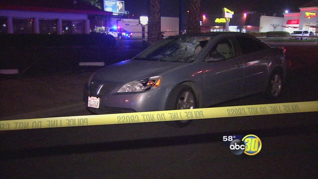 Man in his 70s hit and killed by car in Northeast Fresno