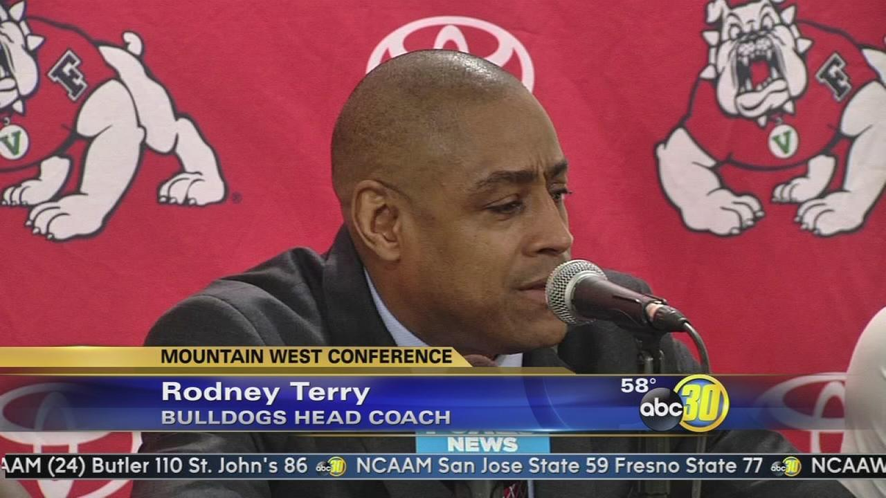 Rodney Terry hits milestone, wins 100th career game with comeback win over SJSU