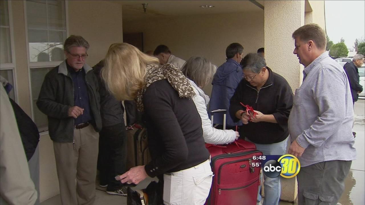 Group of Fresno health professionals set off on overseas mission to treat families