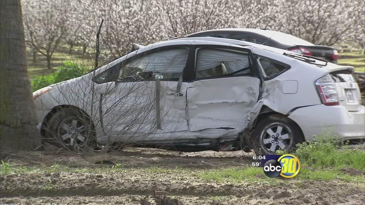 Fresno County crash leaves one dead