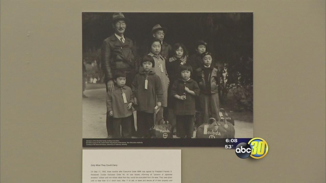 Fresno State unveils Japanese-American internment exhibit on 75th anniversary of order