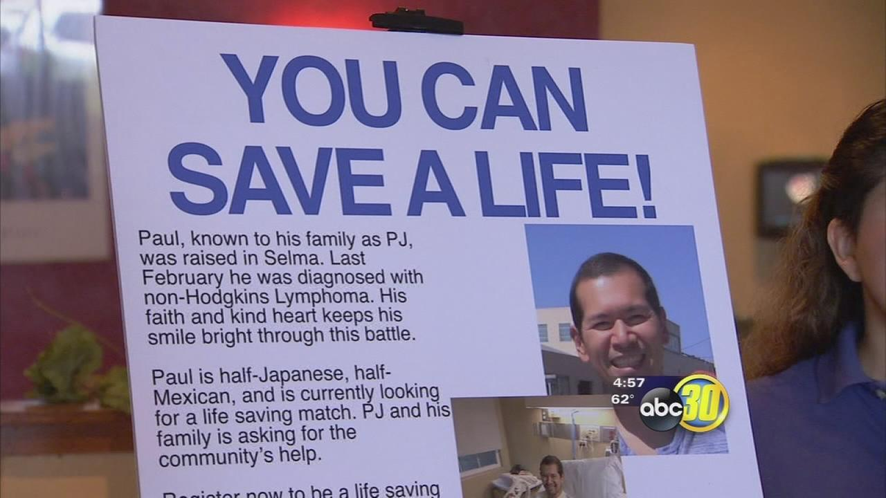 Local Mexican restaurant bringing attention to the need for more minority bone marrow donors