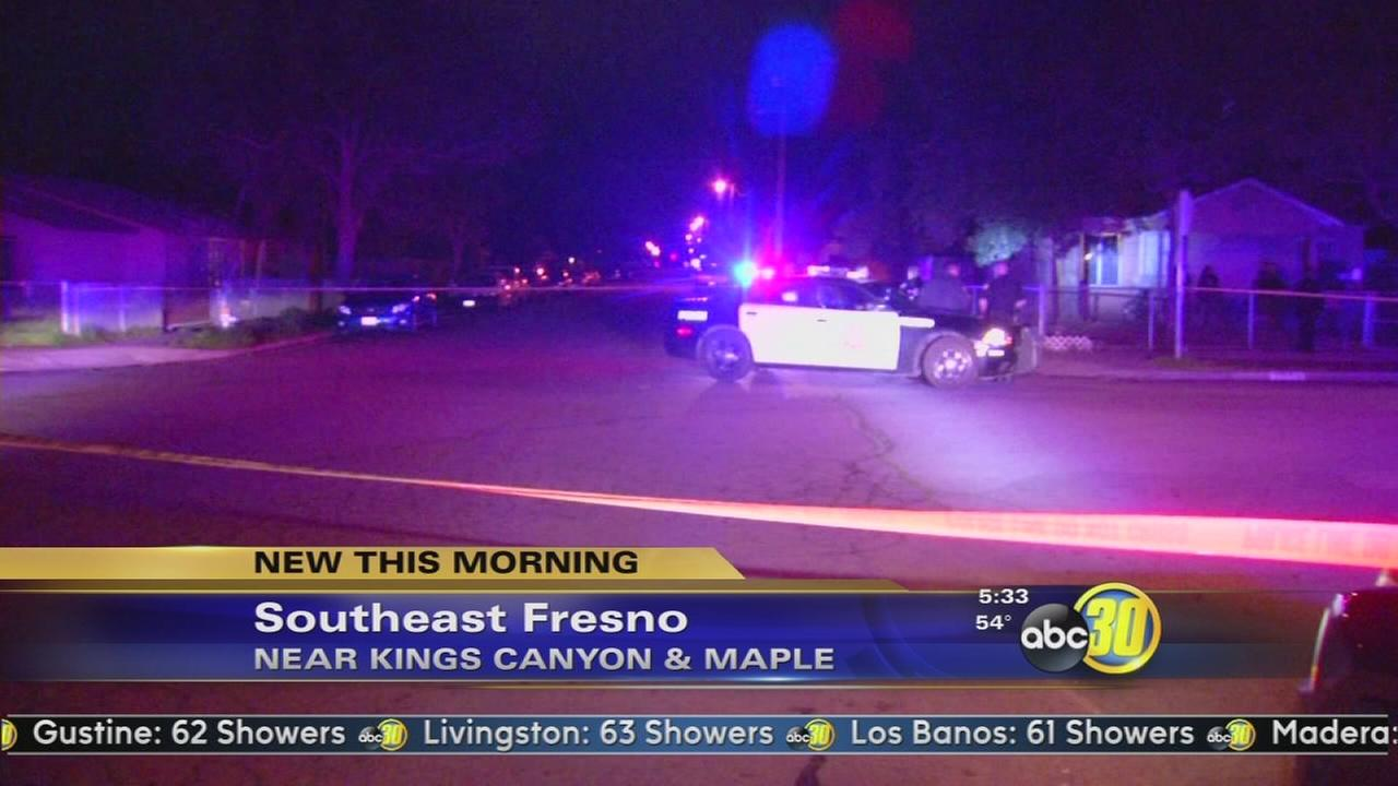 Man shot after argument in Fresno, police say