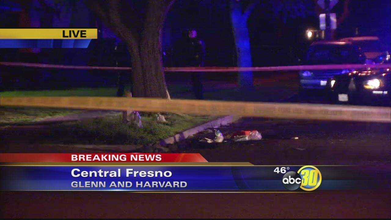 Man in critical condition after shooting in Central Fresno