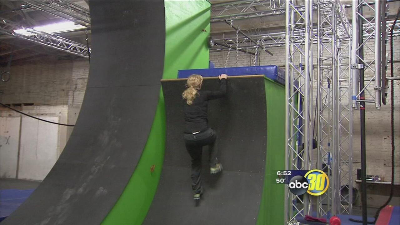 New Fresno gym has members conquering obstacles to keep fit