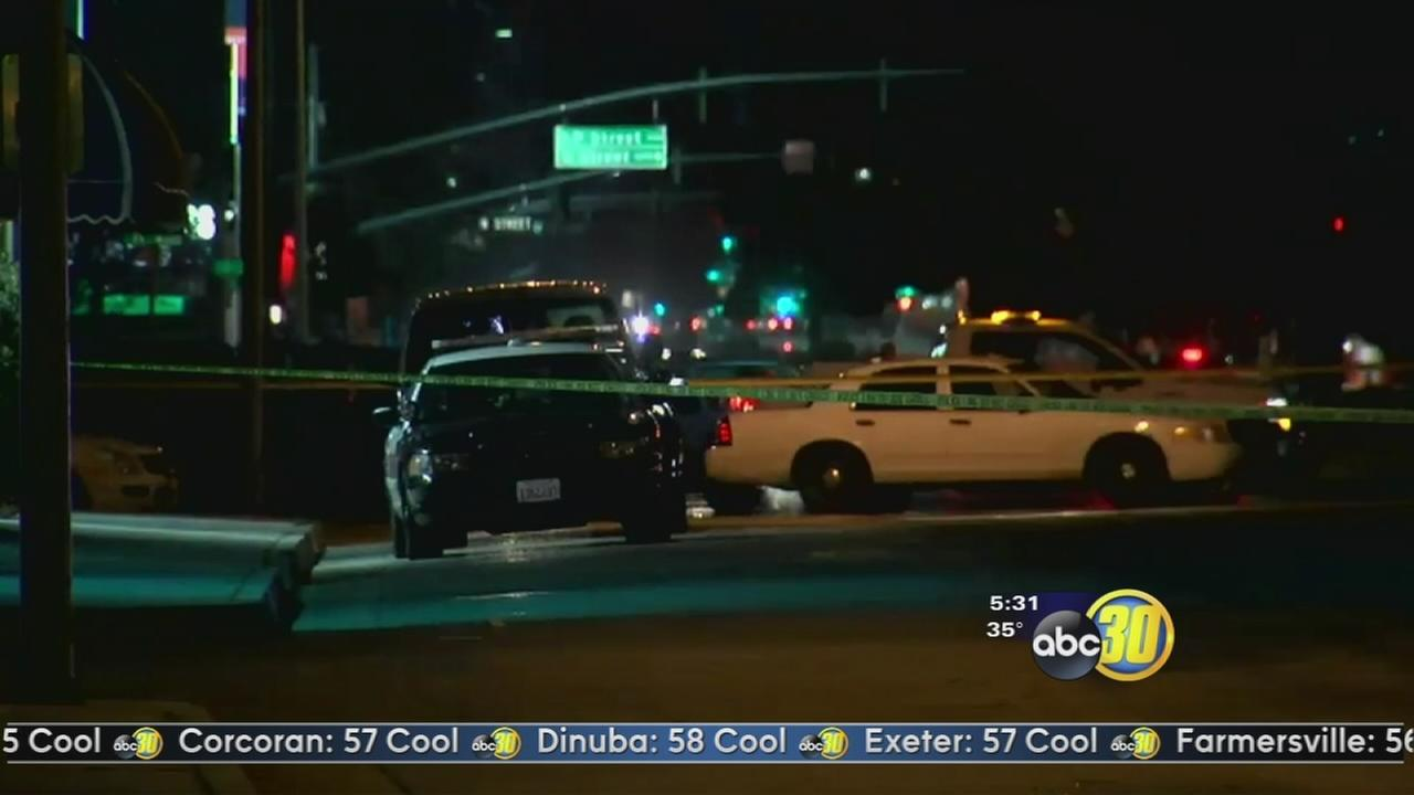 5-year-old killed in Bakersfield drive-by shooting