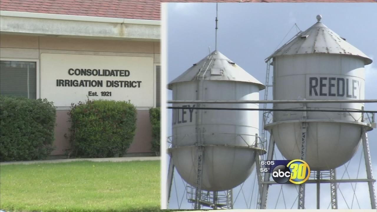 Reedley growth plan prompts water fight