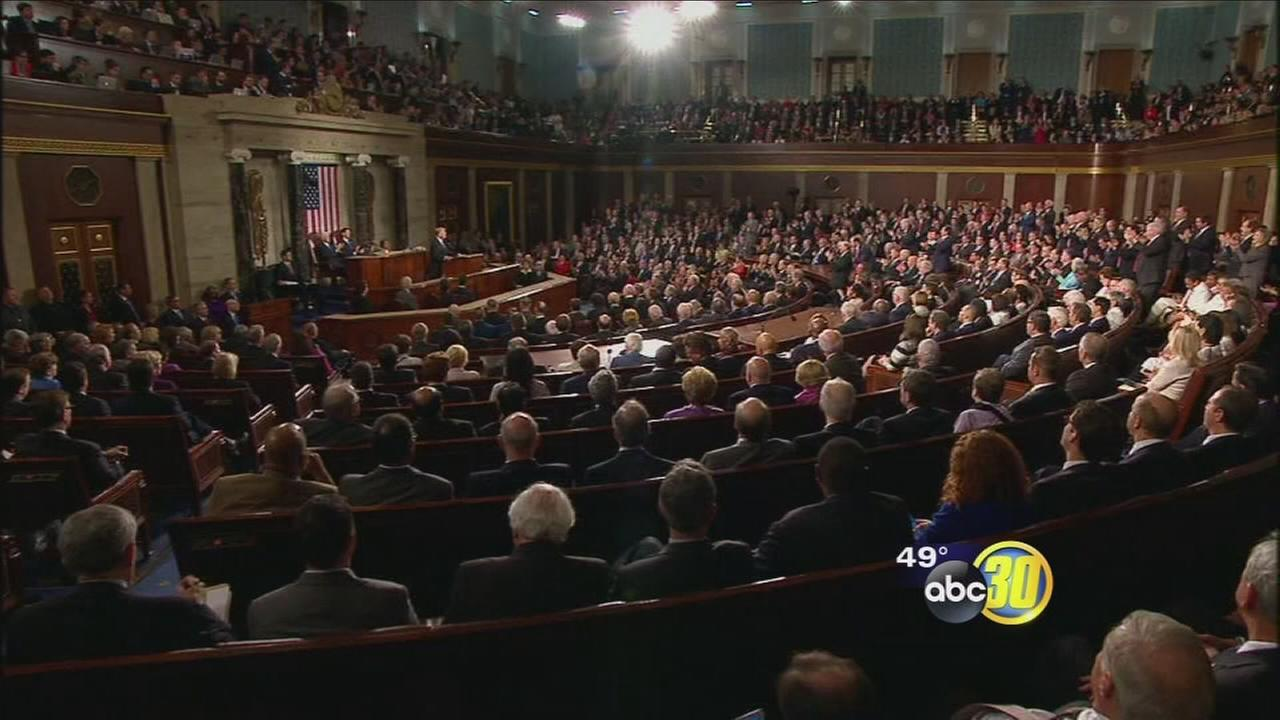 Local political leaders react after President Trump addresses Congress for first time