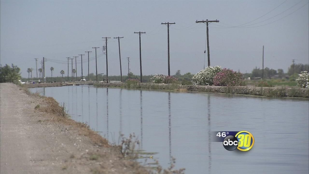 Some Fresno County farmers waiting to find out of if they will receive 100-percent water allocation this season