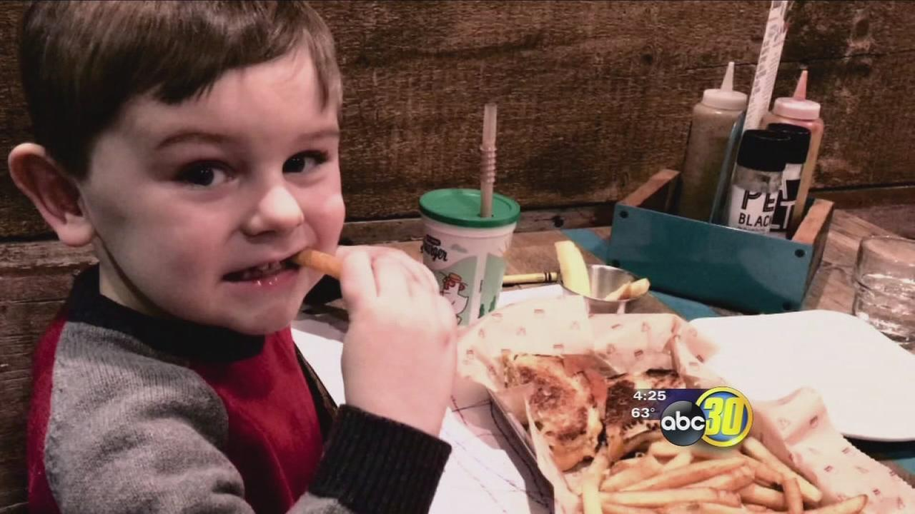 Eating Out: unhealthy kids meals