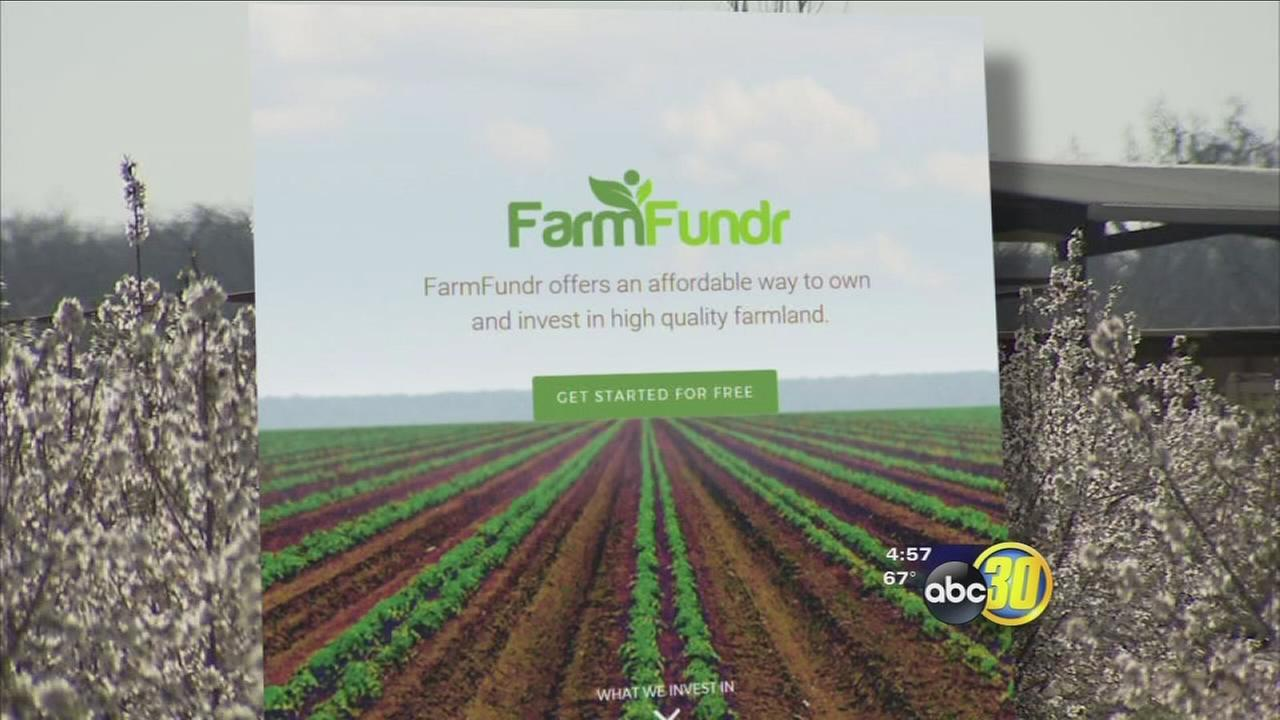 New crowdfunding website aims to help people fund farmland