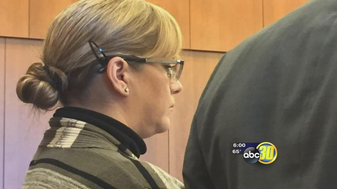 Madera County woman charged in deadly accidental shooting of 1-year-old son makes first court appearance