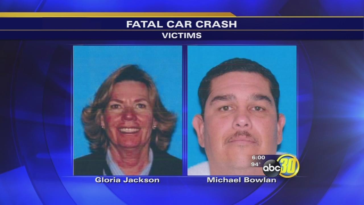 Two killed in double fatal crash in North Fork