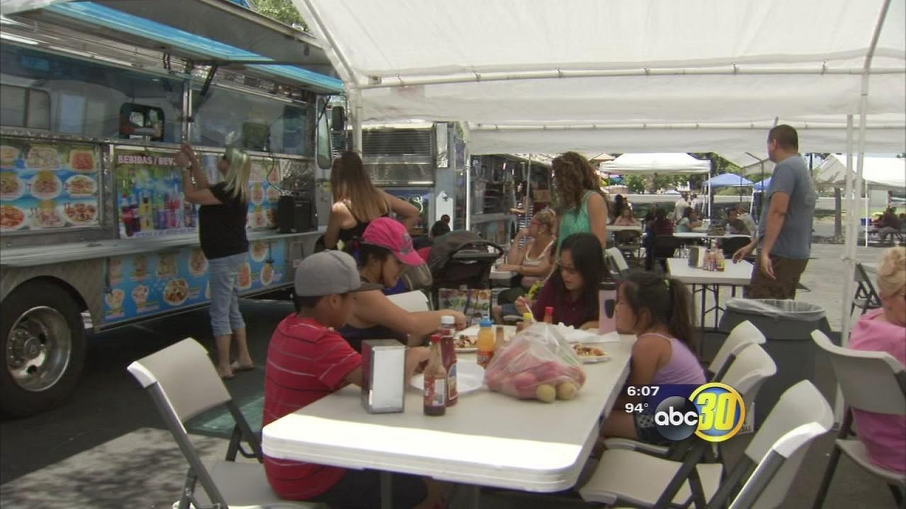 State serves up simpler sales tax regulation for Food Truck
