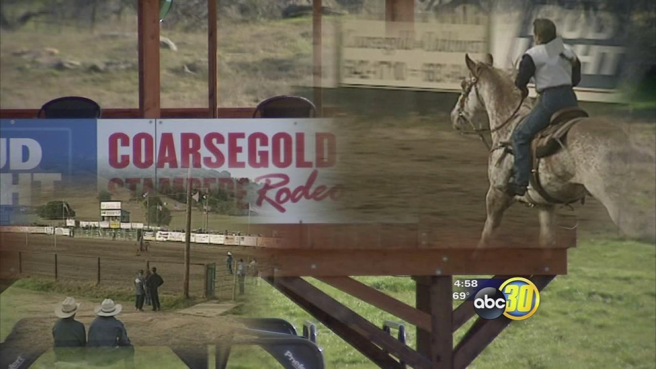 Prepwork begins for 65th Coarsegold Rodeo after organizer switch