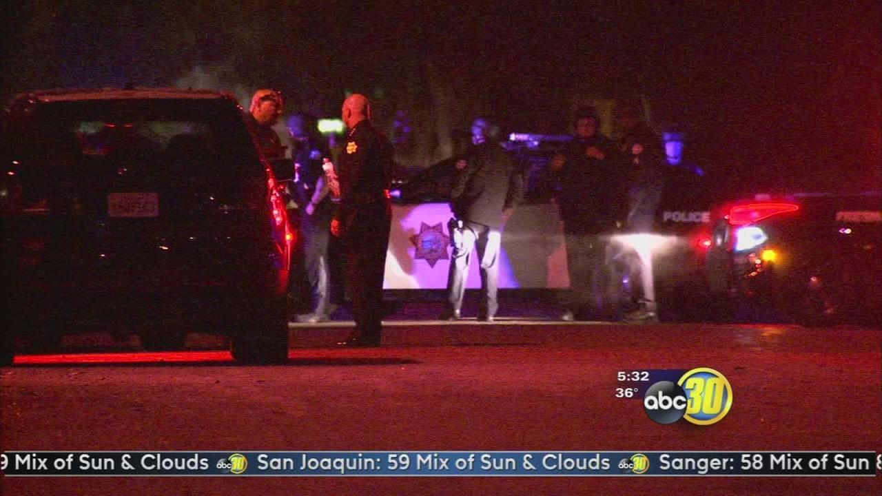 Patrol car windshield shattered, officer injured in Southeast Fresno attack