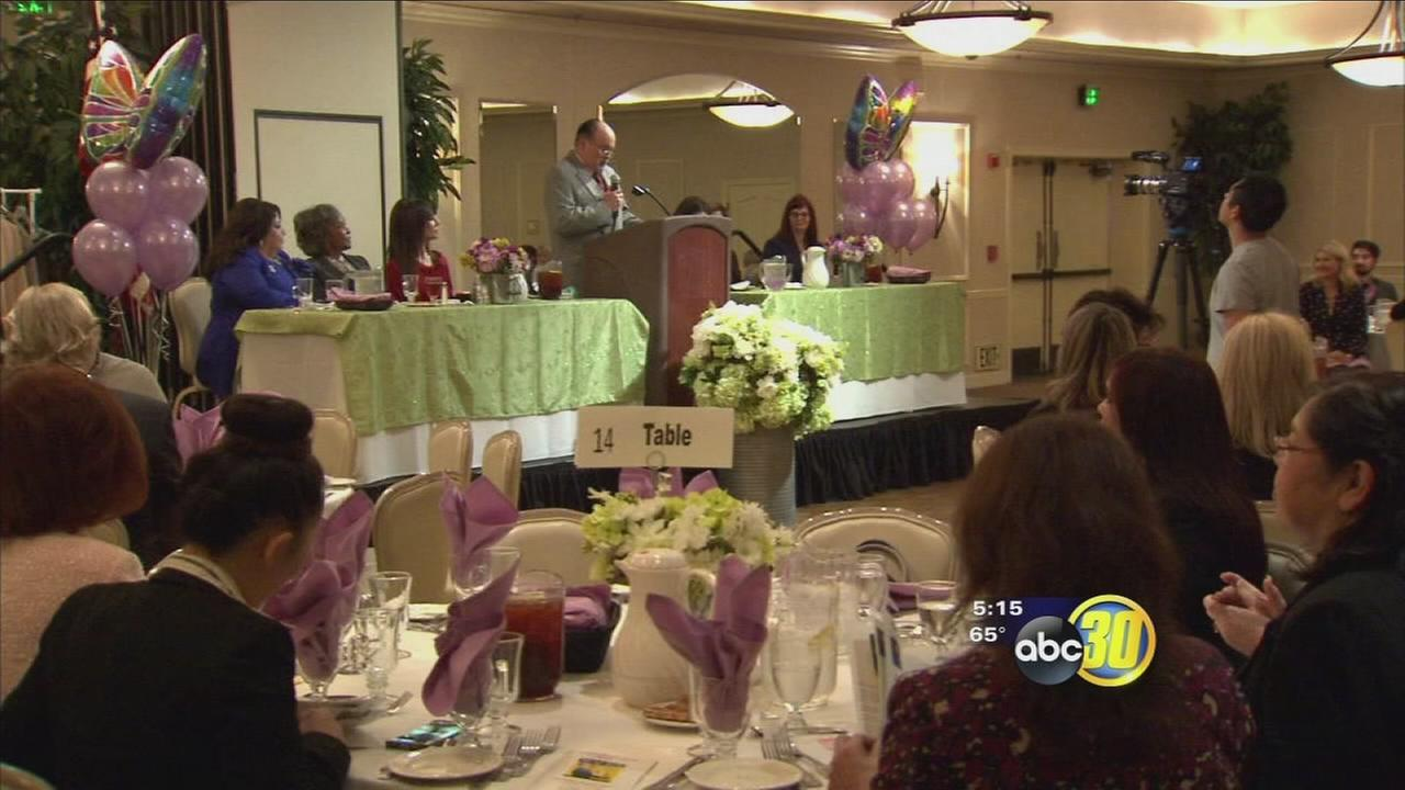 Score Central Valley holds Womans Day luncheon