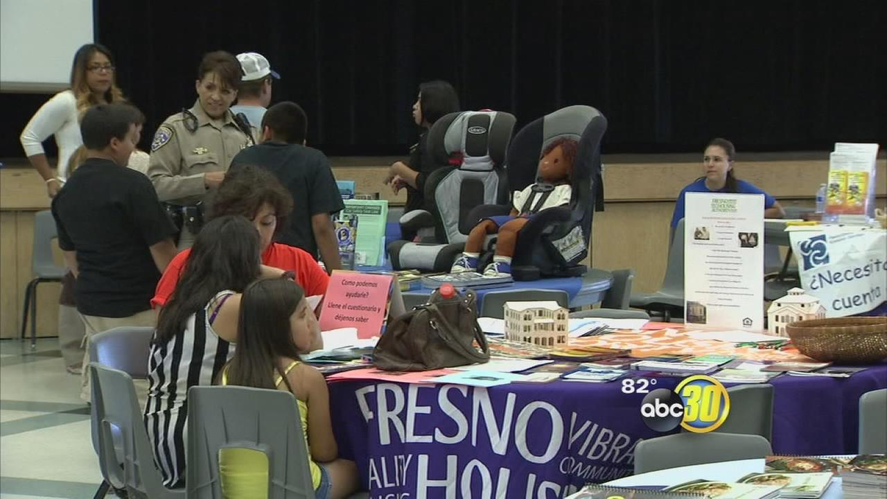 Fresno County drought resource fair helps farmworkers
