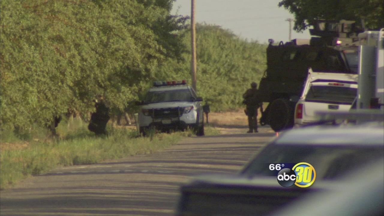 Family suing Fresno County Sheriffs Office and Clovis PD over SWAT standoff