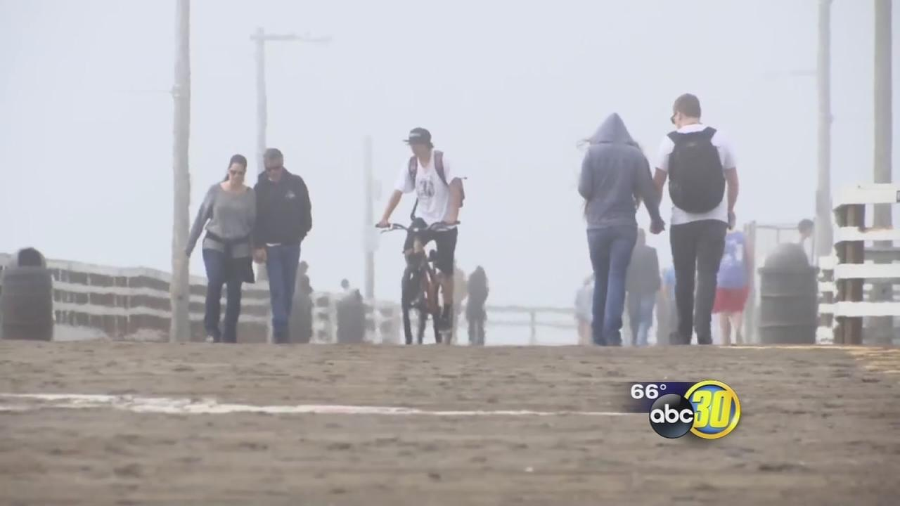 Renovation work to begin on the Pismo Beach pier