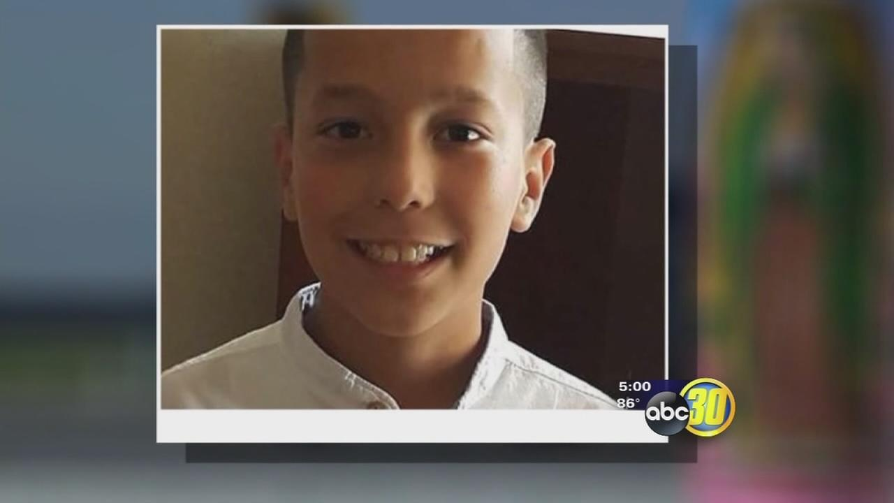 North Valley school rallying around family of 11-year-old boy killed in hit-and-run crash