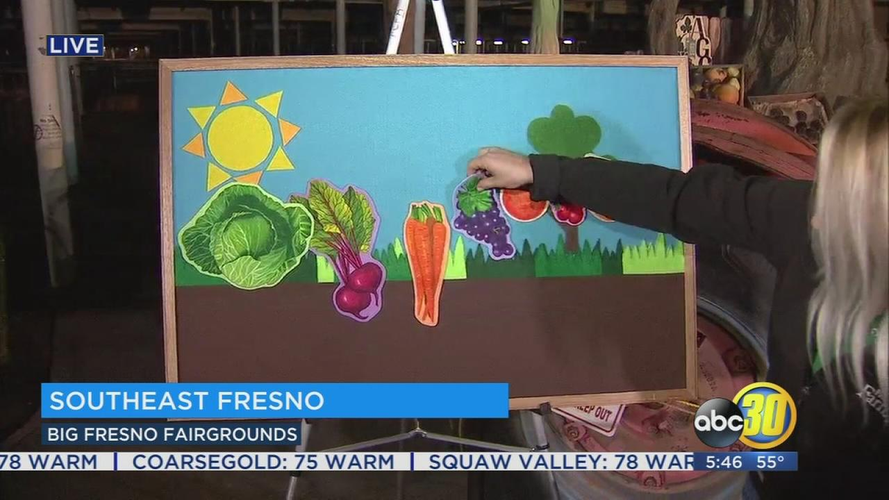 Thousands of student to attend Farm and Nutrition Day at the Big Fresno Fairgrounds