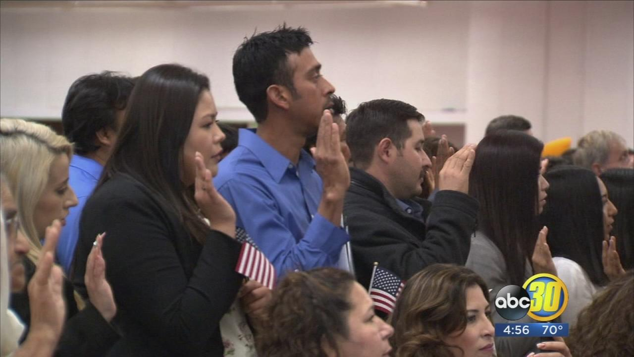 More Valley residents looking into naturalization process