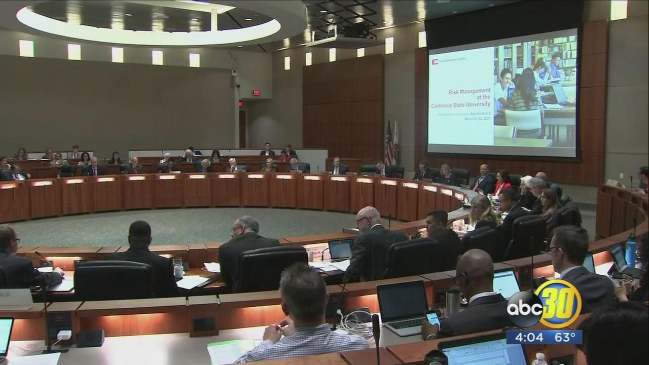 CSU Board of Trustees votes to increase tuition by 5 percent