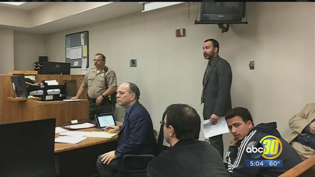Three major players in Tulare County sex trafficking ring sentenced to state prison