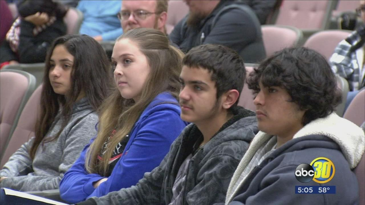 Education program puts focus on high school students in hopes of filling future teaching positions