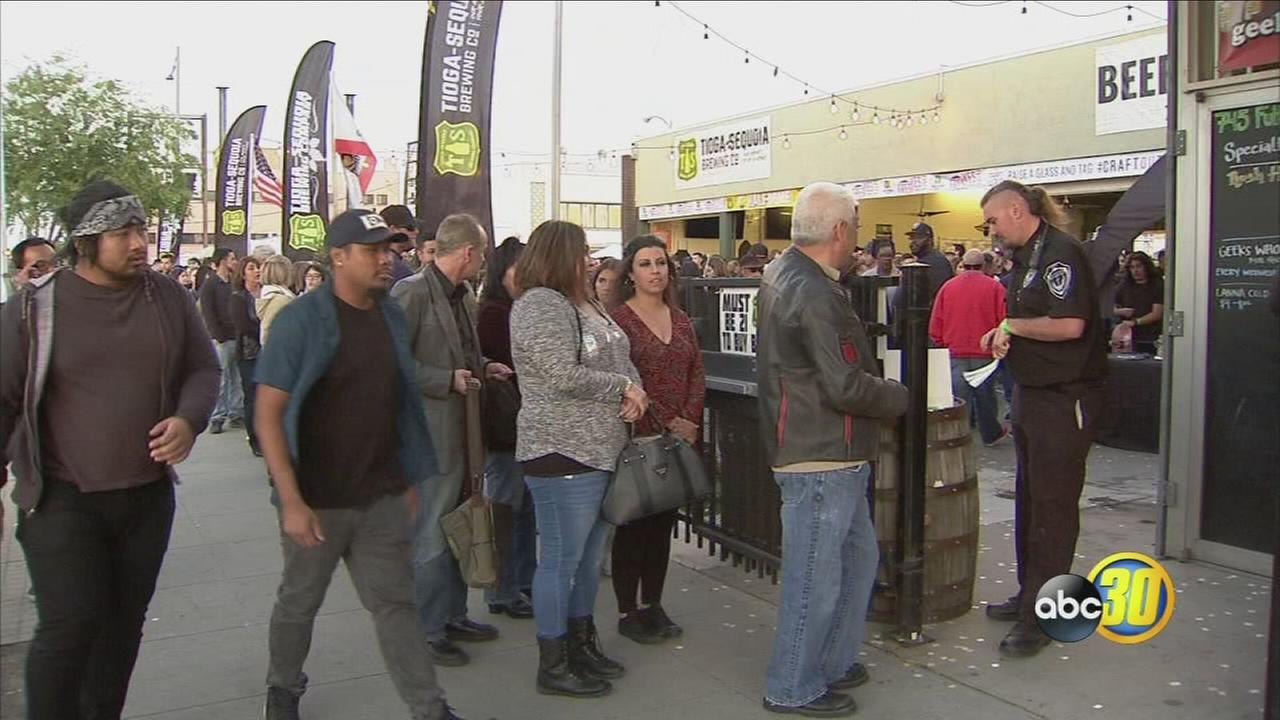FresYes Fest draws thousands to Downtown Fresno