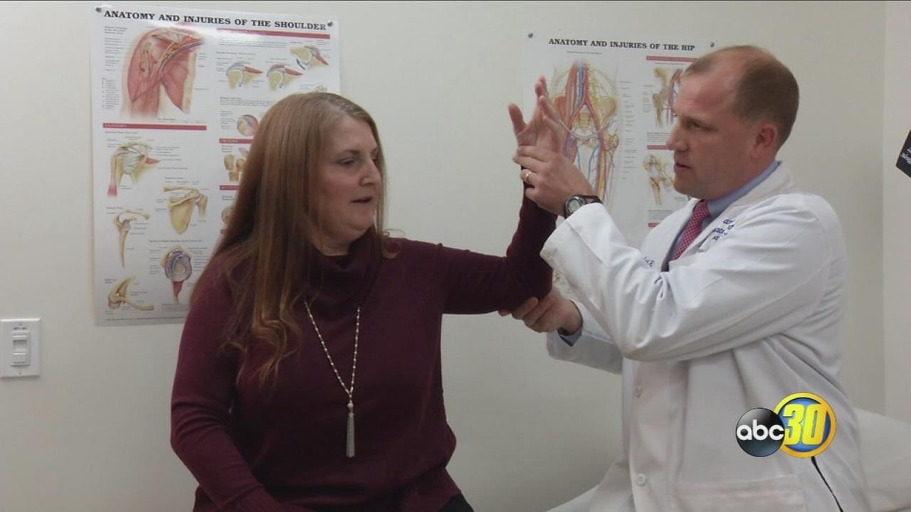 Fixing Frozen Shoulder Syndrome