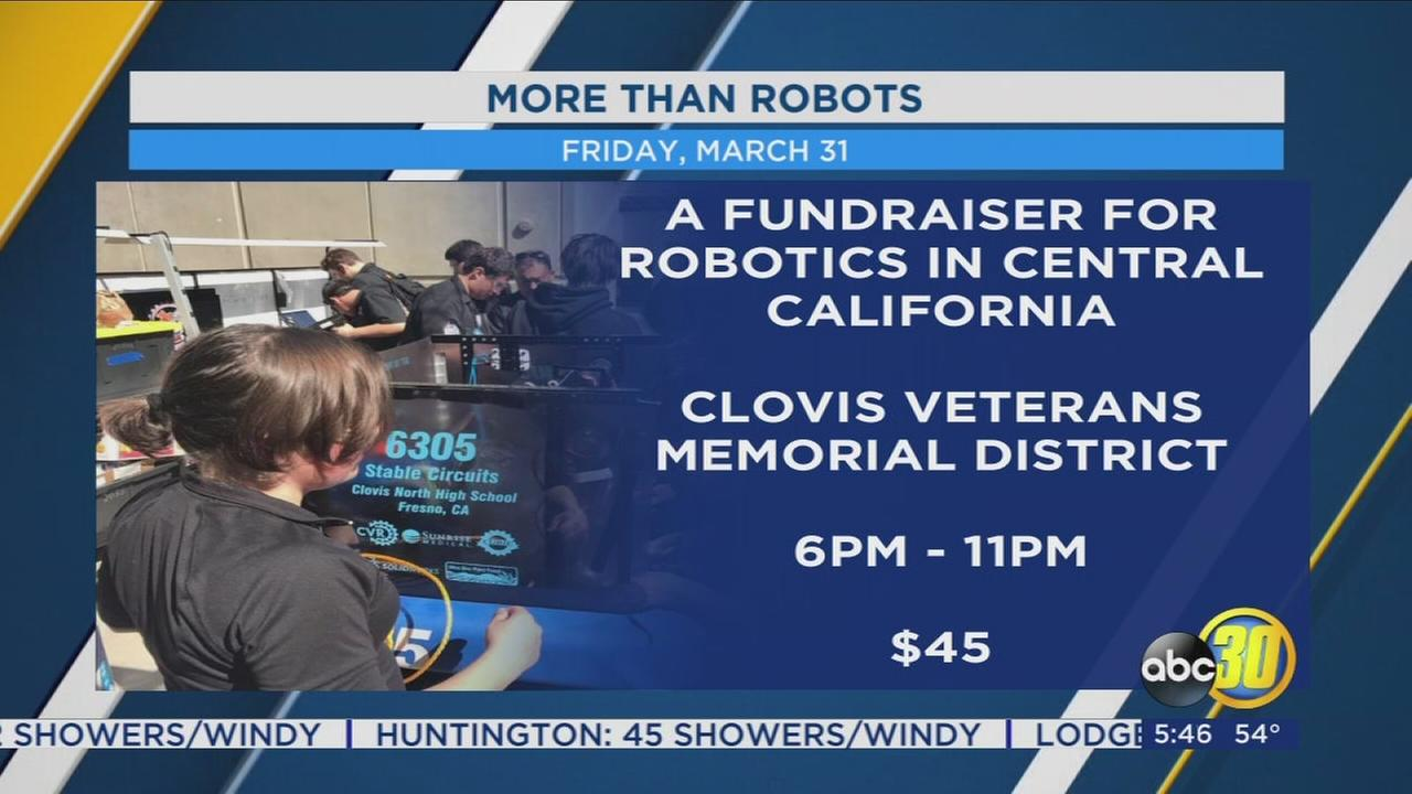 Clovis robotic teams prepare for international competition