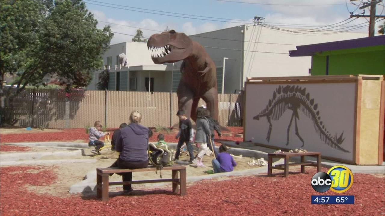 Fresno Discovery Center unveils new exhibits after renovation
